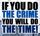 Crime and time